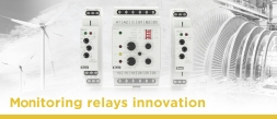 Meet our innovative monitoring relays