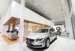 Шоурум Volvo - SPX car