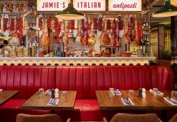 Италианският ресторант на Джейми