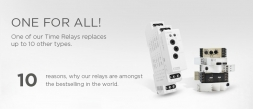Our RELAY CRM-91H - one for all