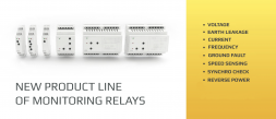 New range of monitoring relays