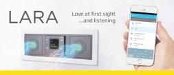 LARA – Love at first sight and listening