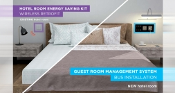 TD Installations: The iNELS solution - smart hotel guarantees guest comfort and saves energy