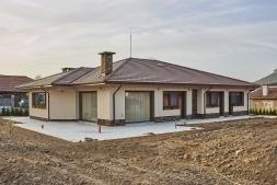 Едноетажна, еднофамилна къща - 300м2