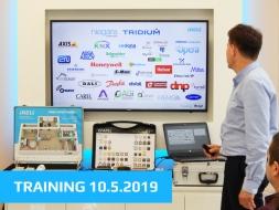 Training - 10.5.2019