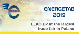 ENERGETAB 2019 ELKO EP at the largest trade fair in Poland