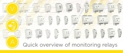 Quick overview of monitoring relays