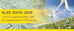 ELEC EXPO is the largest electrical and energy exhibition in Morocco.