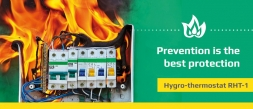 Prevention is the best protection - Hygro-thermostat RHT-1