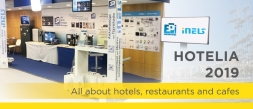 HOTELIA 2019 – All about hotels, restaurants and cafes