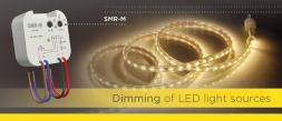 Dimming of LED light sources