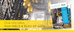 Dive into news from iNELS and ELKO EP world