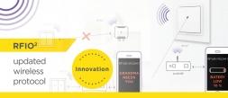 RFIO2  - enhanced wireless communication protocol