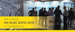 We visited the ELEC EXPO 2019 in Casablanca