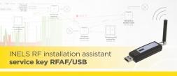 Service key RFAF/USB