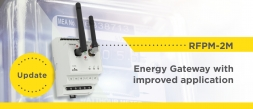 RFPM-2M Energy gateway with improved application