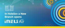In Holešov a New Branch for  iNELS Air Opens