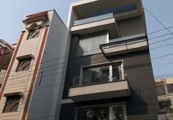 Резиденция на Чауханджи
