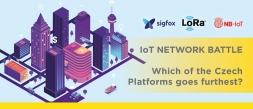 IoT Network Battle: Which of the Czech Platforms goes furthest?
