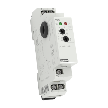 Реле за наблюдение на ток - PRI-52
