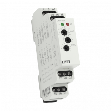 Мултифункционално реле за време — CRM-93H/230V