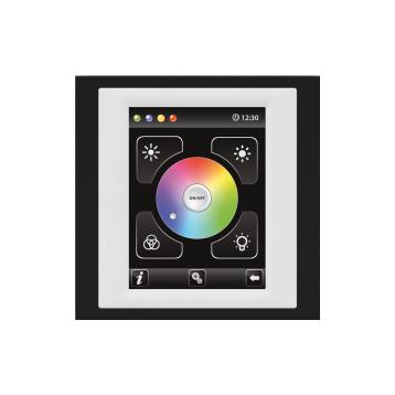 Управляващ блок със сензорен екран EST3 Черно/Бяло