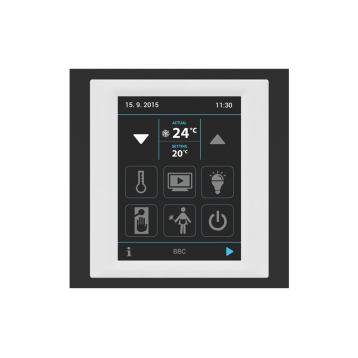 Сензорен екран с дисплей EHT3