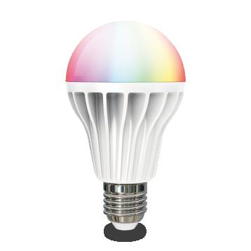 Цветна крушка RF-RGB-LED-550 /230 V