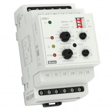Реле за следене на мощността - COS-1 /230V
