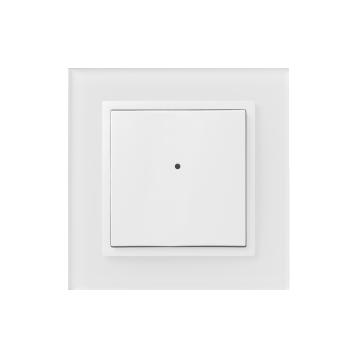 Стенен Безжичен Регулатор - 2 push бутона с натиск - RFWB-20/G