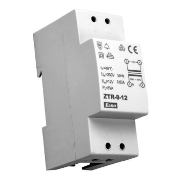 ZTR-8-12 - Звънен трансформатор