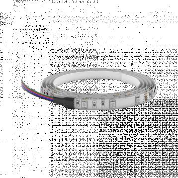 Цветна RGB лента 7.2W - 0,10см