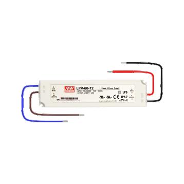 Захранване за цветна RGB лента / DC 24 V/4,2A, 100W IP67