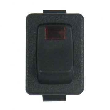 Превключвател със блестяща лампа (червено) за Контролно сигнално устройство - USS-07