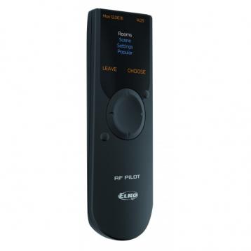 Безжично дистанционно управление с дисплей - RF Pilot-Водач - АНТРАЦИТ