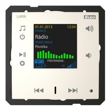 Радио LARA (радио, монтирано в стената) /Перла