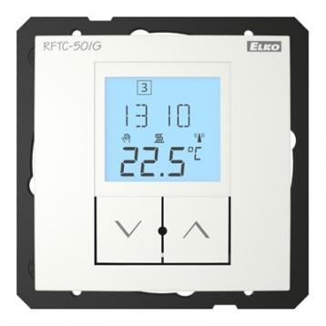 Контролер за безжично управление на температура RFTC-150/G /Лед