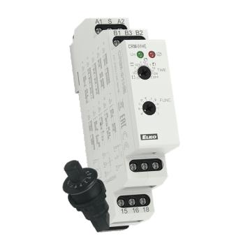 Реле за време с външно управление + външен потенциометър - CRM-91HE