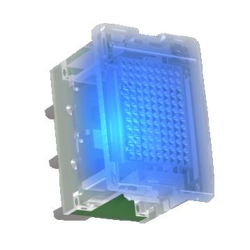 USS-15 - Сигнална LED светлина (синя) за Контролно сигнално устройство