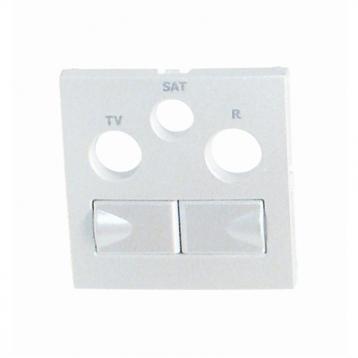 Капачка за R - TV - SAT гнезда - Лед