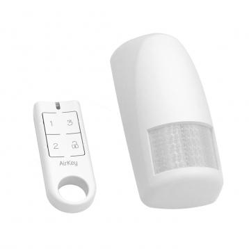 AirSET - AirMD-100s & AirKey/W Миниатюрна аларма – Детектор за движение