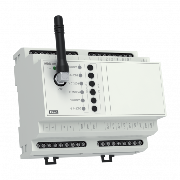 Шестканален универсален димер RFDEL-76M
