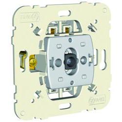 Двоен ключ с подсветка 10AX - 250V~