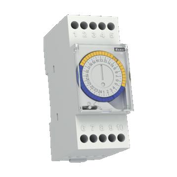 ATS-2DR Аналогов часовник с ежедневна програма