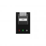 Стъклен картодържач GCH3-31 /Черен