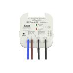 Wireless switch unit (inbuilt) - 2 outputs - RFSA-62B /120V