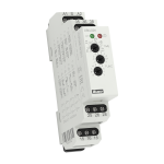 Multifunction time relay CRM-93H