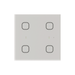 Стенни сензорни контролери GSB3-40 в бяло
