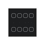 Сензорен стенен контролер GSB3-80 /Черен