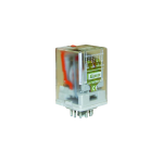 Power relay plug-in type 750L/230V AC